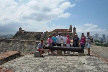 Visite d'une demi-journée de Carthagène en véhicules climatisés