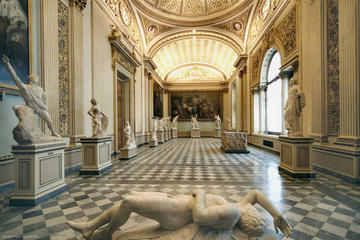 Uffizi Gallery Early Access Tour with...