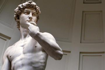Excursão guiada da Galeria Accademia e ingressos Evite as Filas...