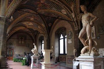 Visite des gloires de la Renaissance: Michel-Ange et Donatello
