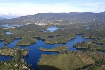 El Peñol and Guatape Private Tour...