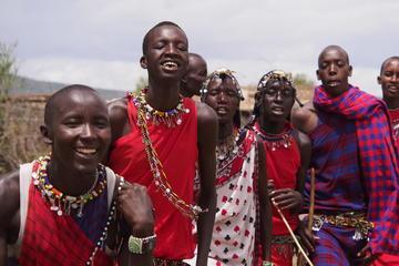 Maasai Walking Safari