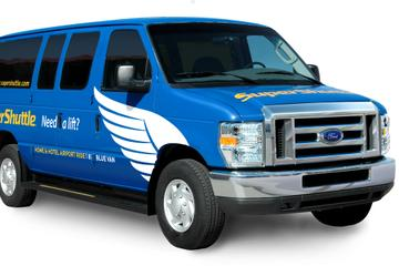 Book Shared Arrival Transfer: Austin-Bergstrom International Airport to Hotel on Viator
