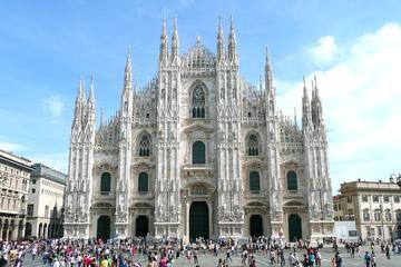 Full-day Milan Sightseeing Tour from Lake Garda