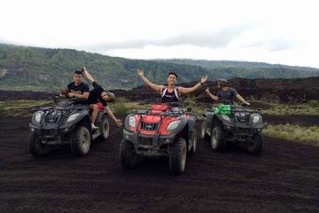 Bali Quad Bike Safari on Black Lava Sand