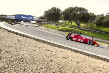 Monterey Laguna Seca Three Day Formula Car Racing Program