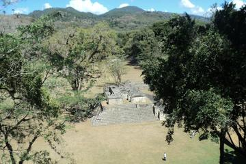 Round-Trip Transportation to Copan Ruins from San Pedro Sula
