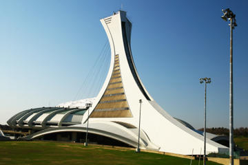 Montreal Tower Observatory Admission plus Optional Ticket to the Biodome or Botanical Garden