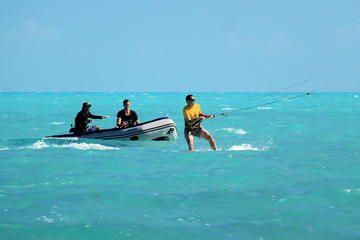 Small-Group Kiteboarding Lesson in...
