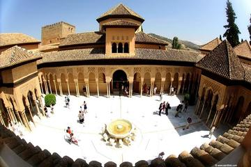 Alhambra, Nasrid Palaces, Generalife and Alcazaba Private Tour in