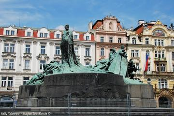 The Center of Prague by Locals Walking Tour