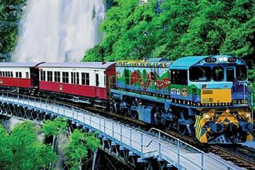 Full-day Kuranda Train and Skyrail Rainforest Tour from Cairns