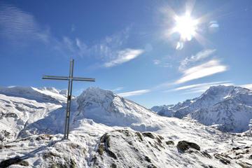 Trek from Italy to Switzerland with...