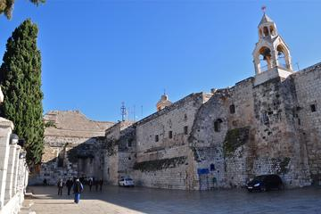 Jerusalem and Bethlehem: In the Steps...
