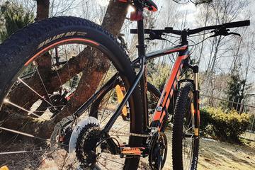 Mountain Bike Tour Belmontas