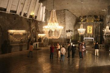 Salt-Mine Wieliczka Private and VIP Tour from Krakow