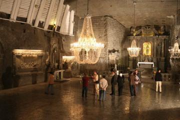 Salt-Mine Wieliczka Round-Trip Private Transfer Premium from Krakow