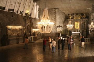 Salt-Mine Wieliczka VIP Tour from...