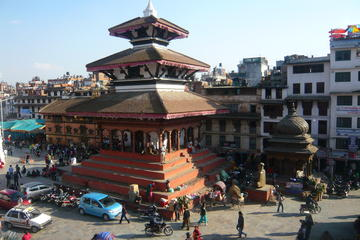 1 Day Cultural and Historical Tour in Kathmandu Valley
