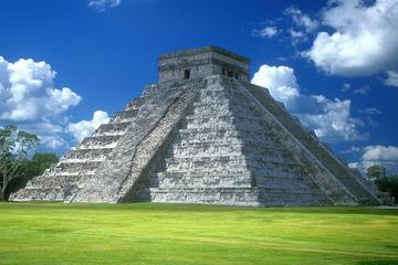 Chichen Itza Day Trip with Cenote and Valladolid f