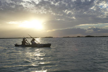 Kayak Tour at Sian Ka'an Reserve from Tulum