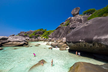 Full Day Similan Island Snorkeling...
