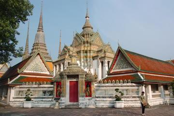 Half Day Bangkok Temples Tour in...