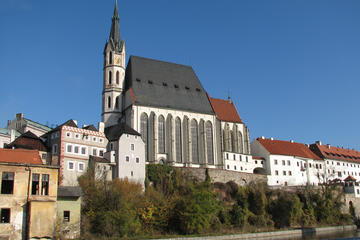 Private One-Way Guided Sightseeing Trip from Prague to Vienna via Cesky Krumlov