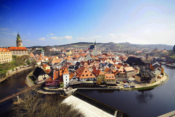 Private One-Way Sightseeing Trip From Prague to Salzburg Via Cesky Krumlov