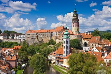 Private One-Way Transfer from Munich to Cesky Krumlov