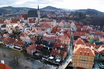 Private tour from Linz to Cesky Krumlov