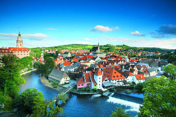 Private tour from Passau to Cesky Krumlov