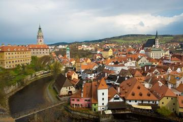 Private tour from Prague to Cesky Krumlov with a Guided tour at the Budweiser brewery