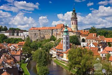 Tour privato di andata e ritorno da Passau a Cesky Krumlov con guida