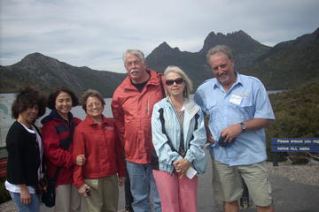 Cradle Mountain ( Burnie cruise ship days only)