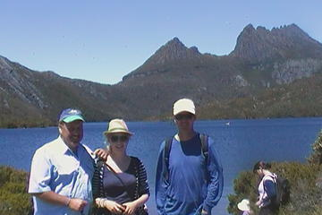 Cradle Mountain Day Trip from Launceston