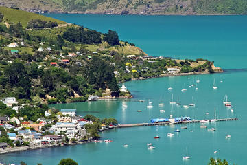 3-Day Christchurch and Akaroa Tour...