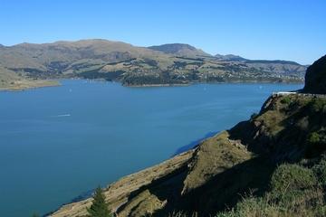 Akaroa Landausflug: Halbinsel Banks und Stadtrundfahrt in Christchurch