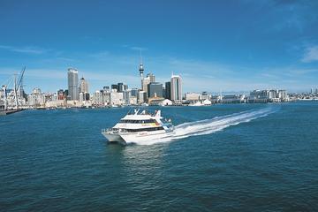 Auckland Landausflug: Stadtrundfahrt, Hafenbootstour und Weinprobe...