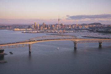 Auckland Shore Excusion: Stadtrundfahrt, Hafenbootstour und Sky Tower