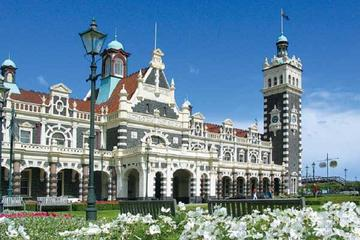 Dunedin Shore Excursion: Taieri Gorge Railway Tour and City...