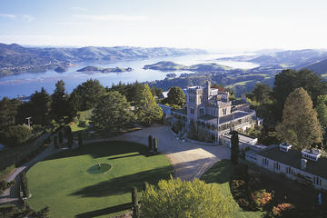 Full-Day Dunedin Tour with Larnach Castle and Speights Brewery
