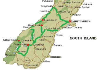 Great Southern Circle Self-Drive 5-Night Tour