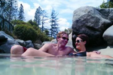 Hanmer Springs Thermal Pools und Fahrt mit dem Sportboot...