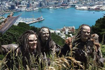 Lord of the Rings, Wellington City...