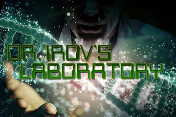 Puzzled Room Escape: Dr Irovs Laboratory