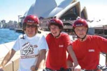 Cykeltur i Sydney