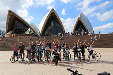 Sykkeltur i Sydney