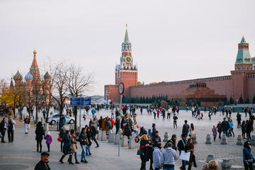 Moscow Walking Tour Through the Eyes of Locals