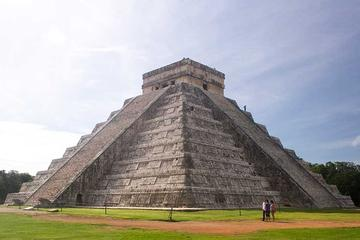 Chichen Itza, Ek Balam and Hubiku...